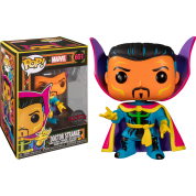 Funko POP! Marvel Black Light Dr. Strange Vinyl Figure 10cm Target Exclusive