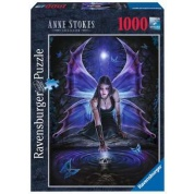 Ravensburger Puzzle - Anne Stokes: Sehnsucht 1000 Teile