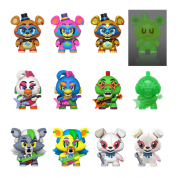 Funko - FNAF Security Breach - Mystery Minis Display Box (12)