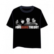 Big Bang Theory Group T-Shirt