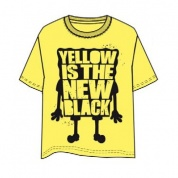 Spongebob Yellow is the new black T-Shirt