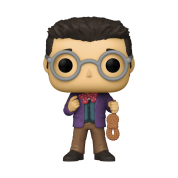 Funko POP Vinyl: Clue- Professor Plum w/Rope Vinyl Figure 10cm