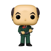 Funko POP Vinyl: Clue- Mr.Green w/Lead Pipe Vinyl Figure 10cm