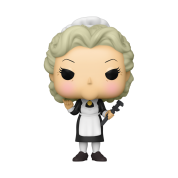 Funko POP Vinyl: Clue- Mrs.White w/Wrench Vinyl Figure 10cm