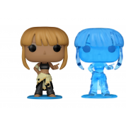 Funko POP! Rocks TLC - T-Boz w/Chase Vinyl Figure 10cm Assortment (5+1 chase figure)