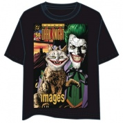 Joker Comic Portrait T-Shirt