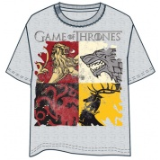Game of Thrones Houses T-Shirt