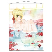 UP - Anime Wall FATE Last Encore Onsen Saber