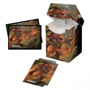 UP - Combo Sleeves and Deck Box Magic: The Gathering - Commander Legends V5