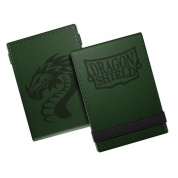 Dragon Shield Life Ledger Forest Green