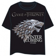 Game of Thrones Stark Logo T-Shirt