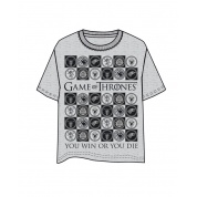 Game of Thrones Win Or Die T-Shirt