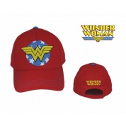 Wonder Woman Red Cap