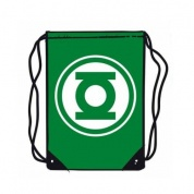 Green Lantern Logo Gym Bag