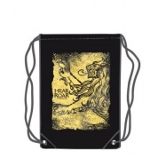 Game of Thrones Lannister Gym Bag
