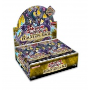 YGO - Phantom Rage - Booster Display (24 Packs) - EN