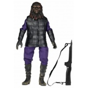 Planet Of The Apes - Gorilla Soldier Clothed Retro Action Figure 20cm