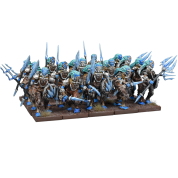 Kings of War: Northern Alliance Ice Naiads Regiment - EN