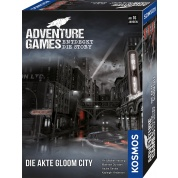Adventure Games - Die Akte Gloom City - DE