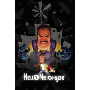 Hello Neighbor Secret Neighbor Party Game - EN