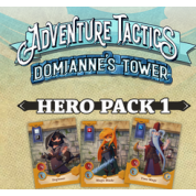 Adventure Tactics Domiannes Tower Hero Pack - EN