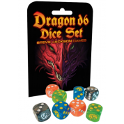 Dragon D6 Dice Set