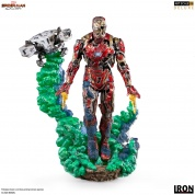 Spider-Man: Far From Home - Iron Man Illusion Deluxe Art Scale 1/10