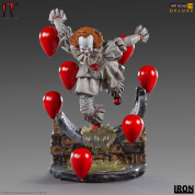 Pennywise Deluxe Art Scale 1/10 - IT Chapter Two