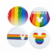 Funko POP! Home - Plate Set Mickey Rainbow