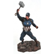 Marvel Gallery Avengers Endgame Captain Amerika PVC Figure