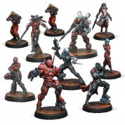 Infinity CodeOne: Nomads Action Pack - EN