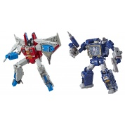 Transformers Toys Generations War for Cybertron: Siege Voyager Assortment (2)
