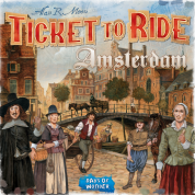 DoW - Ticket to Ride: Amsterdam - EN