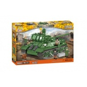 Cobi - Historical Collection World War II T-34 - 85 Rudy 102