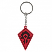 World of Warcraft Battle for Azeroth Horde Keychain