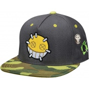 Overwatch Ultimate Junkrat Snap Back Hat
