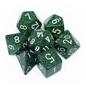 Chessex Speckled Polyhedral 7-Die Set - Recon