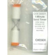 Chessex 1-Minute Sand Timer