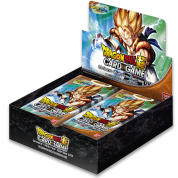 DragonBall Super Card Game - Booster Display 12 Unison Warrior Series Set 3 (24 Packs) - EN