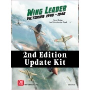 Wing Leader: Victories 1940-1942, 2nd Ed. Update Kit - EN