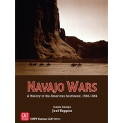 Navajo Wars, 2nd Printing - EN