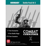 Combat Commander BP #3: Normandy, 2nd Printing - EN