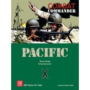 Combat Commander: Pacific, 2nd Printing - EN