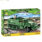 Cobi - Historical Collection World War II M3 Armored Half-Track