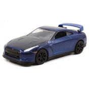 F&F Build+Collect Nissan GTR R35 1:55