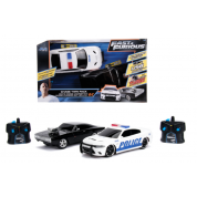 Fast & Furious RC Twin Pack 1:16