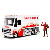 Marvel Deadpool Foodtruck 1:24