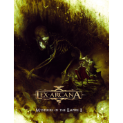 Lex Arcana RPG - Mysteries of the Empire I - EN