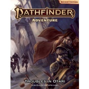 Pathfinder Adventure: Troubles in Otari (P2) - EN