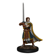 D&D Icons of the Realms: Premium Painted Figure - Human Cleric Male (6 Units)